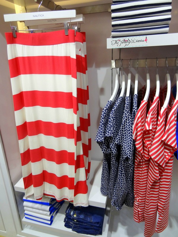 nautica skirts for women spring summer 2015