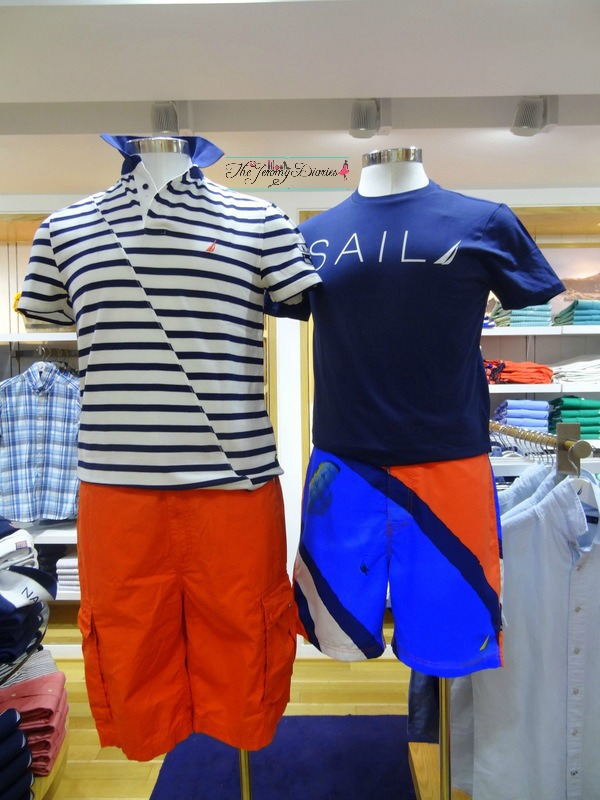 nautica sports wear for men