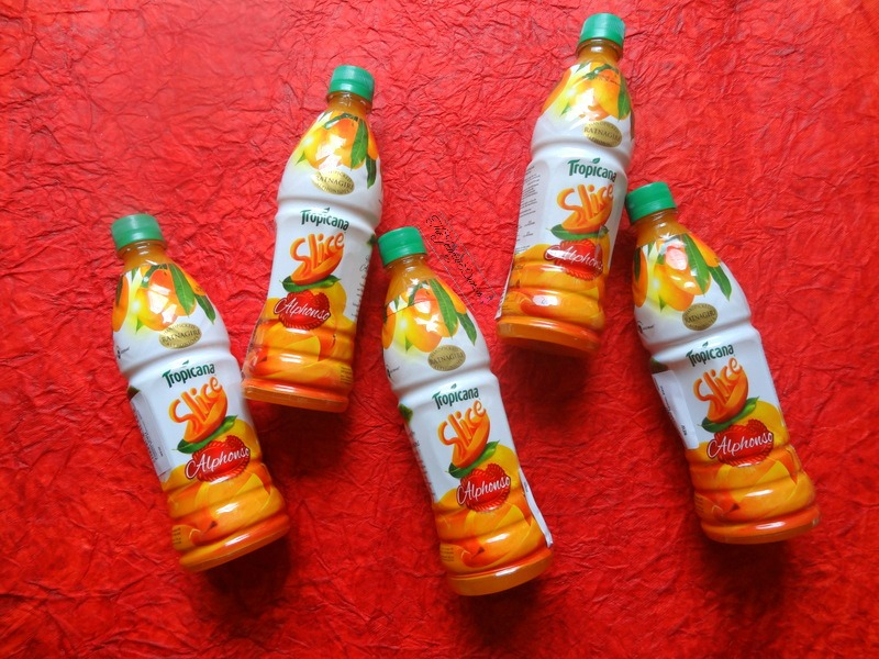 slice tropicana alphonso mango drink