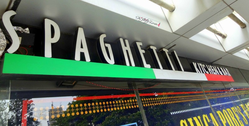 Spaghetti Kitchen Review – Italian food hopping!