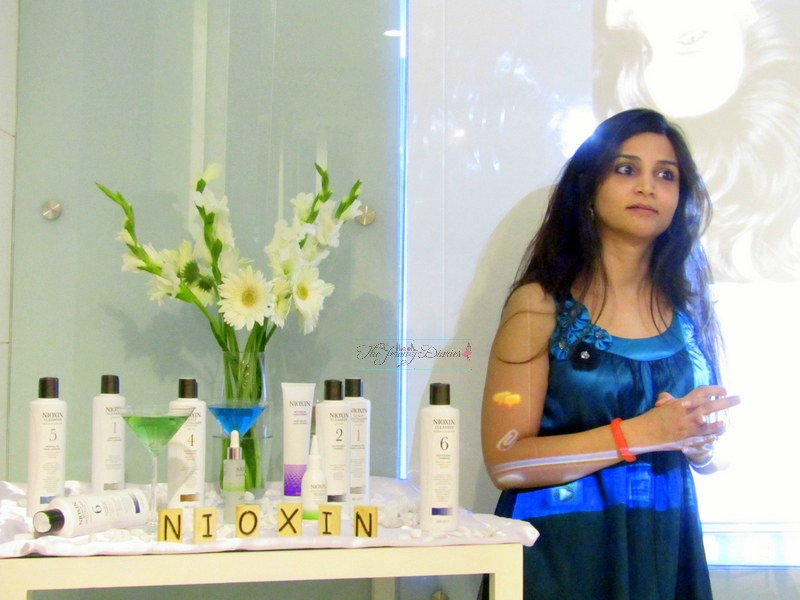 swati gupta creative director bodycraft salons nioxin partner