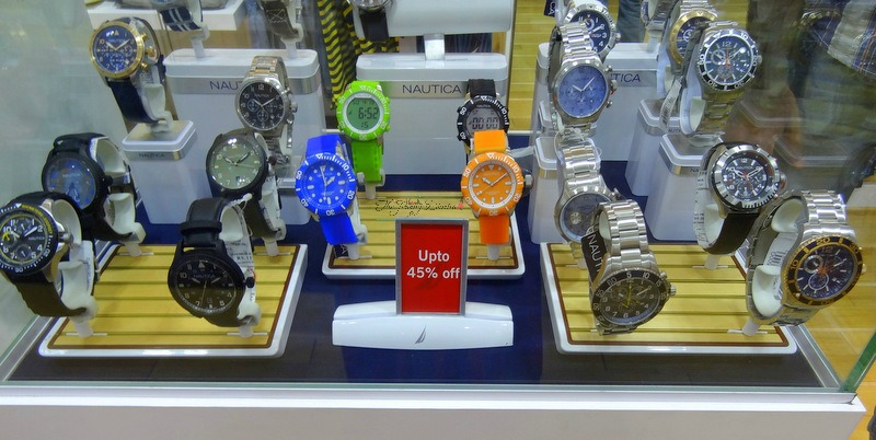watches at nautica for men and women