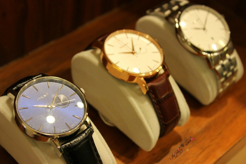 gant men's watches