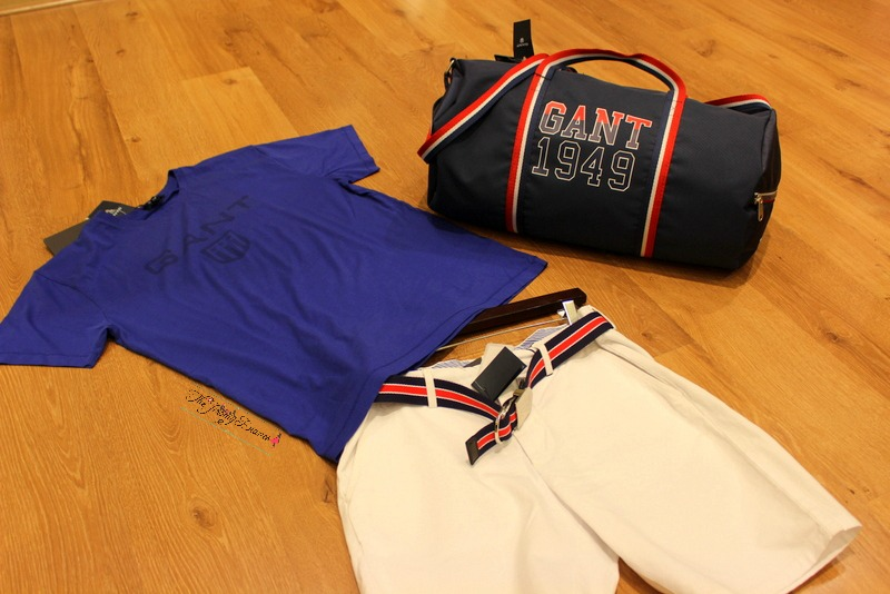 gant mens wear for vacations