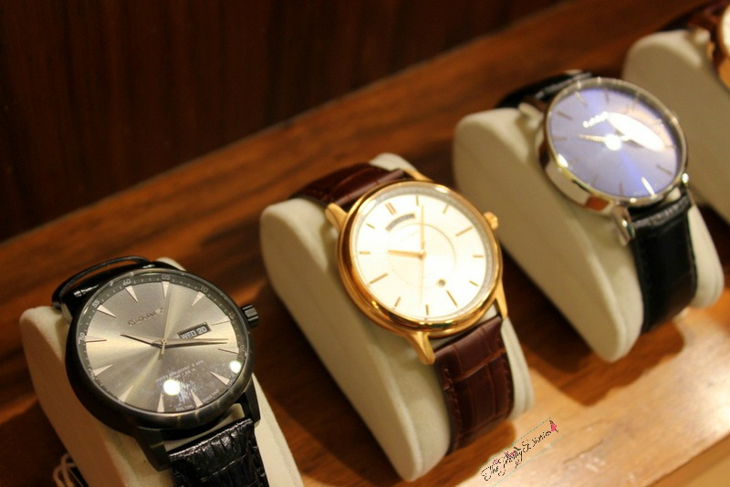 gant watches brown classics for men