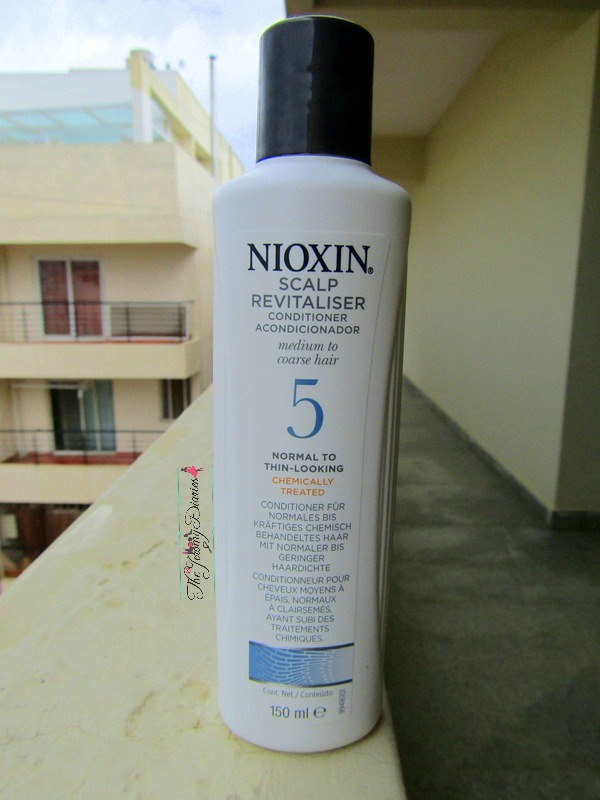 nioxin scalp revitaliser for normal to thin looking hair review