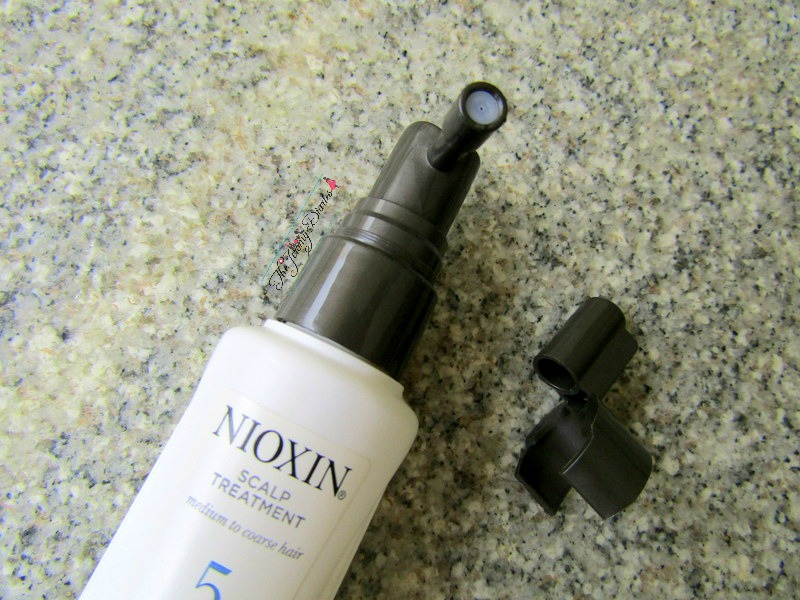 nioxin scalp treatment packaging