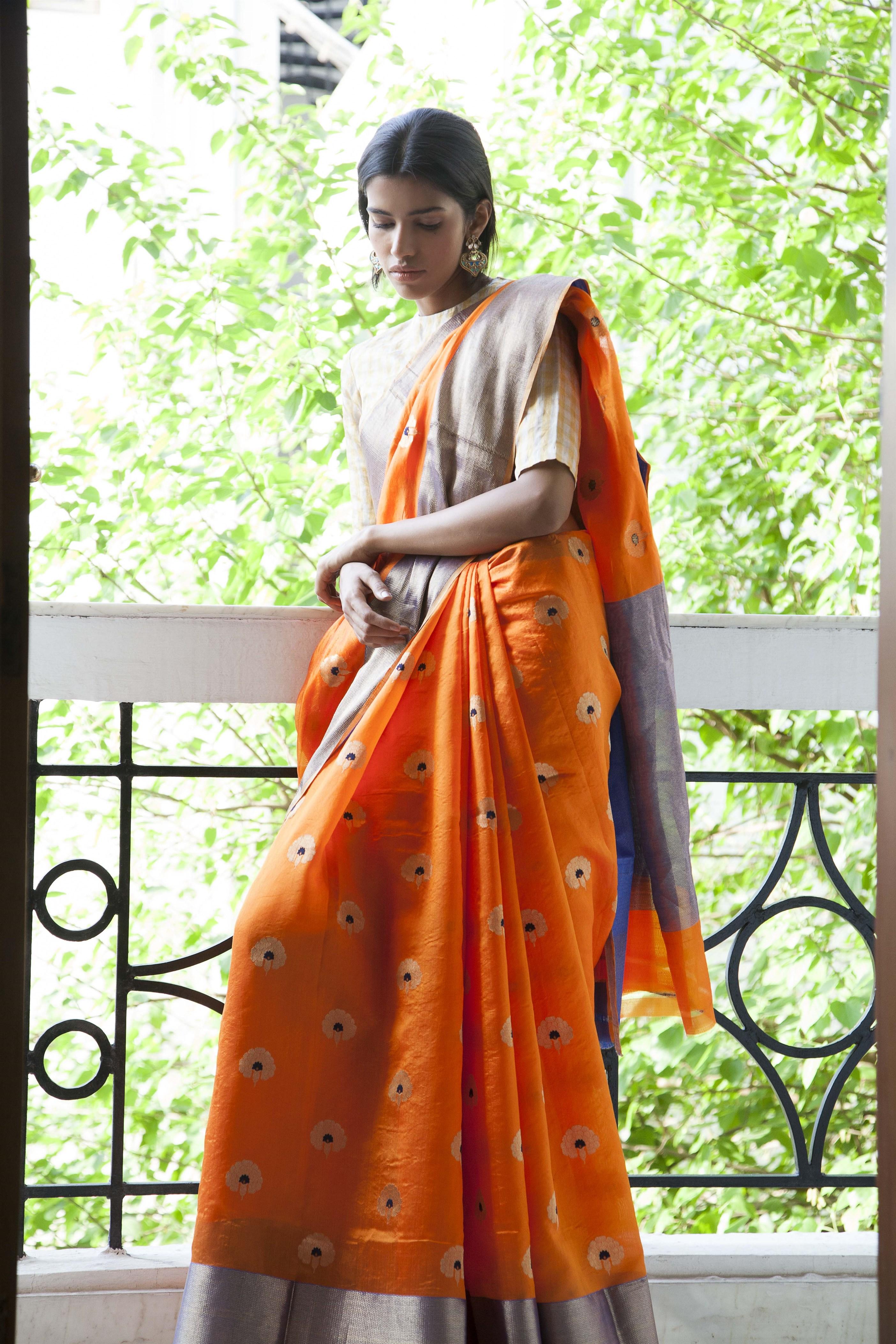 raw mango saris ogaan online clothinh