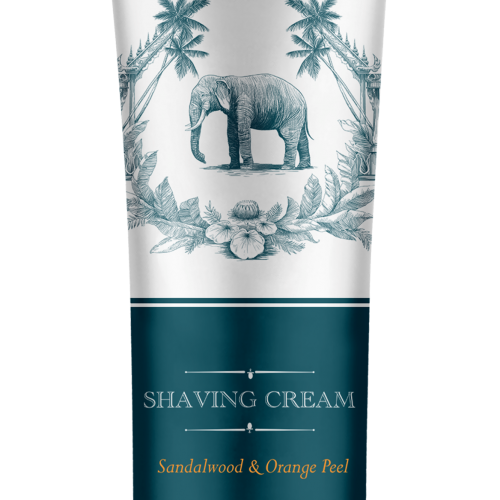 Shaving Cream Tube