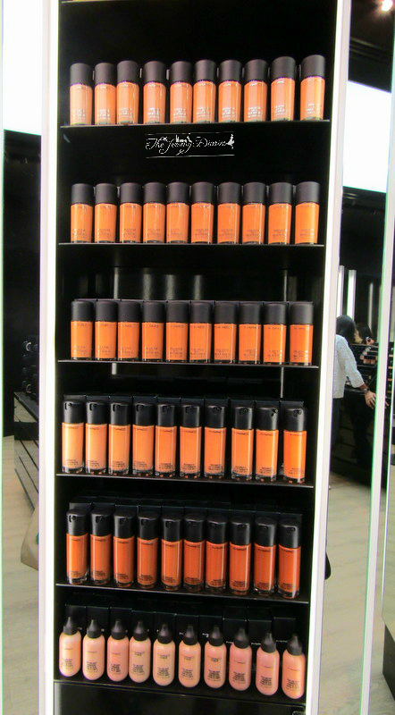 mac cosmetics foundations for indian skin tones