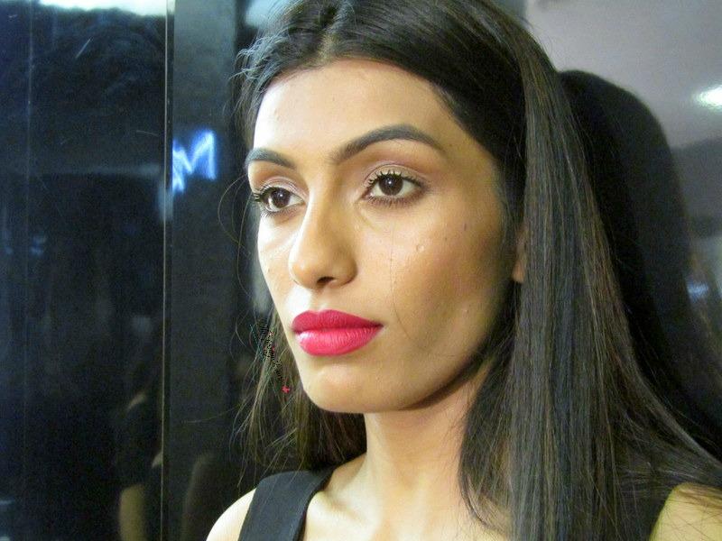 mac cosmetics sonic sarwate makeup spring summer 2015