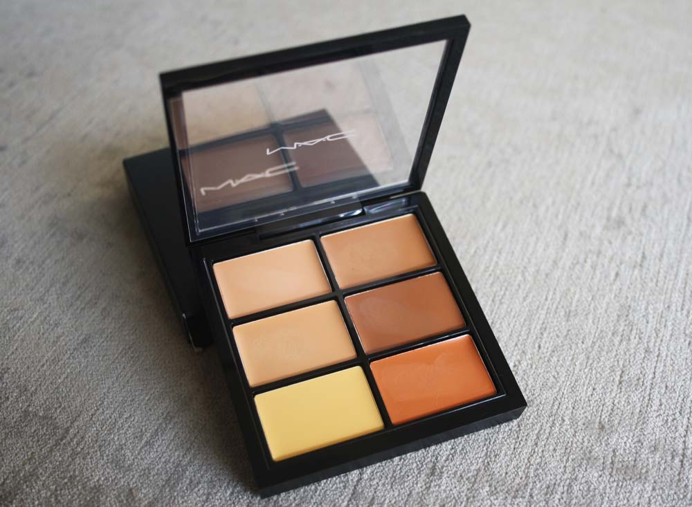 mac pro conceal palette medium