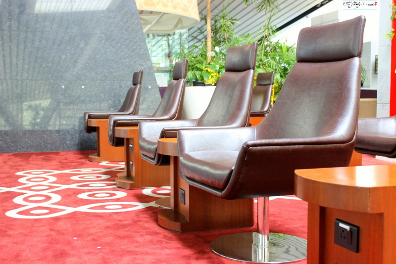 above ground level lounge bangalore interiors