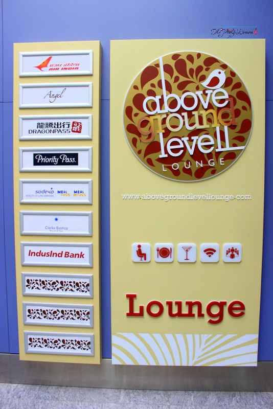 above ground level lounge entrance bangalore international airport