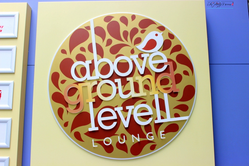 above ground level lounge logo and story behind it