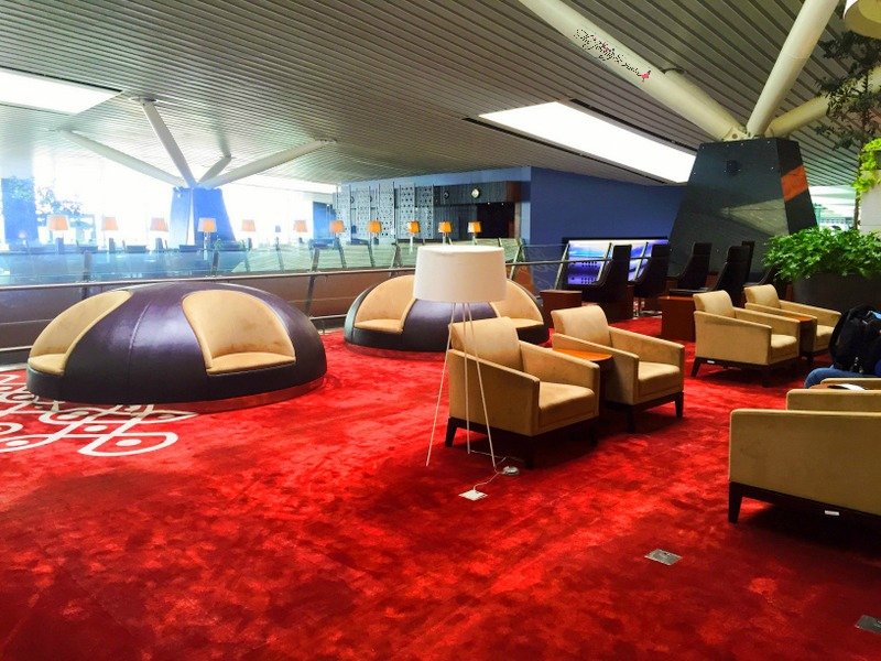 above ground level lounge review