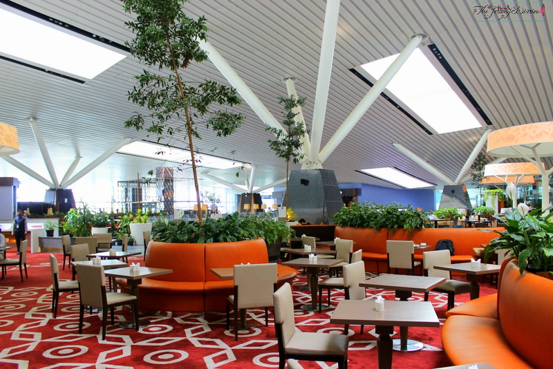 above ground levell lounge review kempegowda international airport