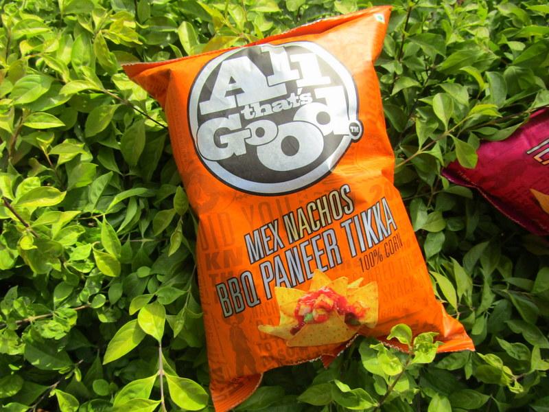 all that's good mex nachos bbq paneer tikka review