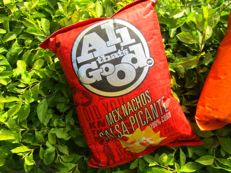 all that's good mex nachos salsa picante review