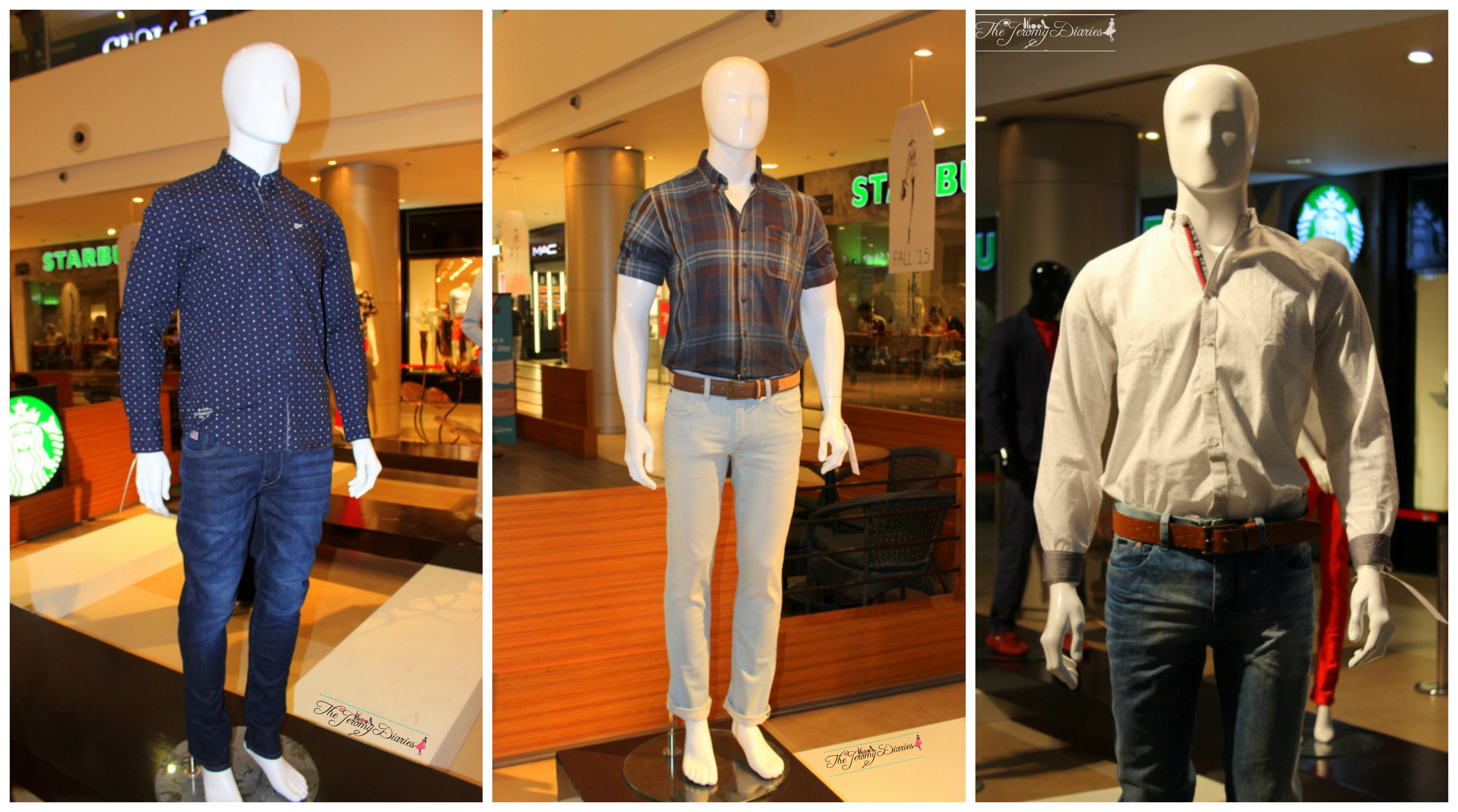denims for men formals for men white classic shirts for men at phoenix market city