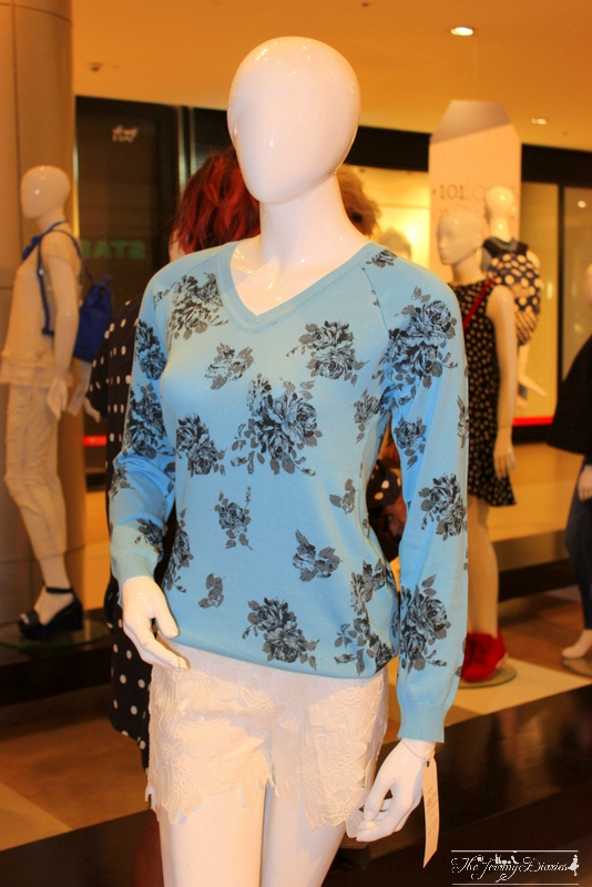 florals shirts for women and lace shorts for women at phoenix market city bangalore