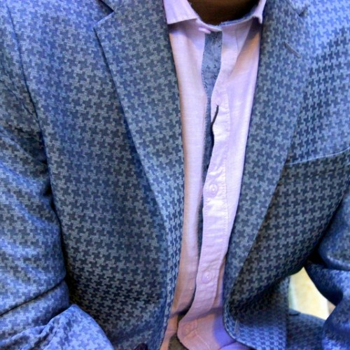houndstooth blazer jihn players the jermy diaries friendship day gifting options