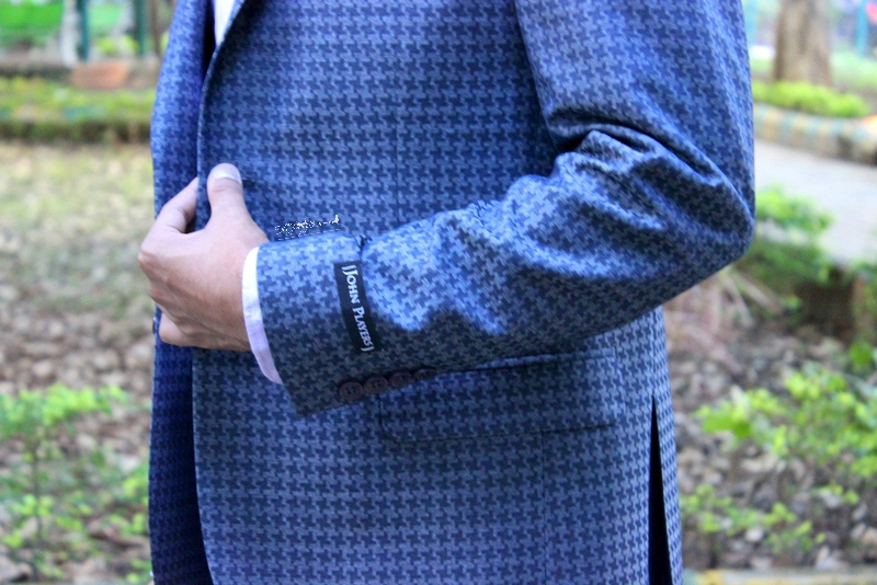 john players blazers and suits for men houndstooth blazer