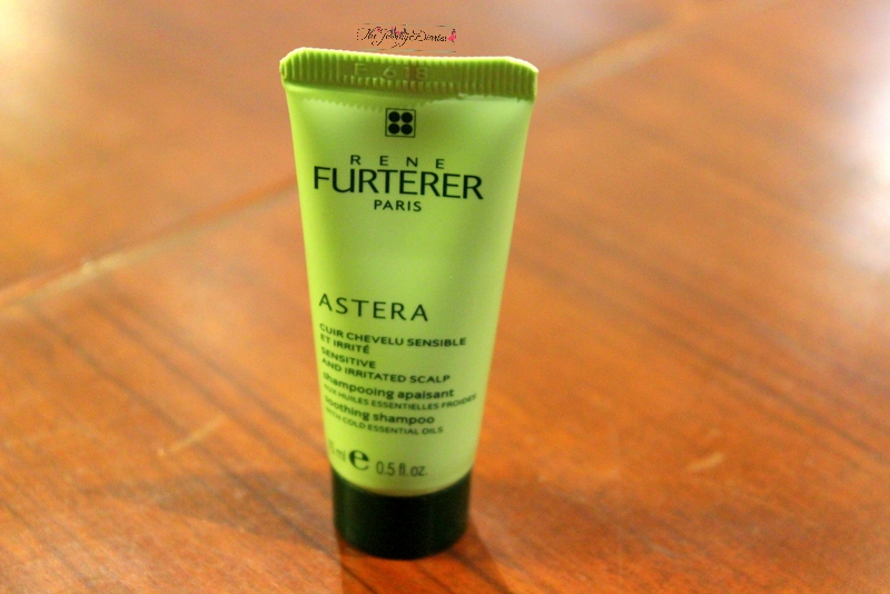 rene furterer astera soothing shampoo review