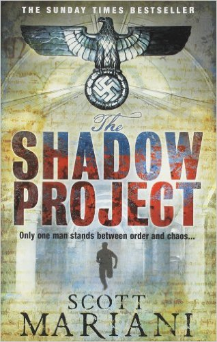 The Shadow Project by Scott Mariani Book Review