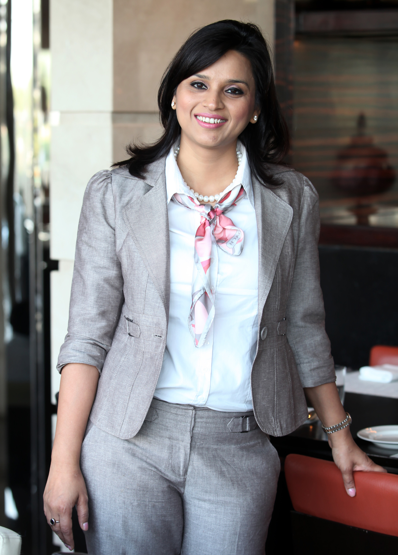 Monica Garg, Director of International Luxury Academy