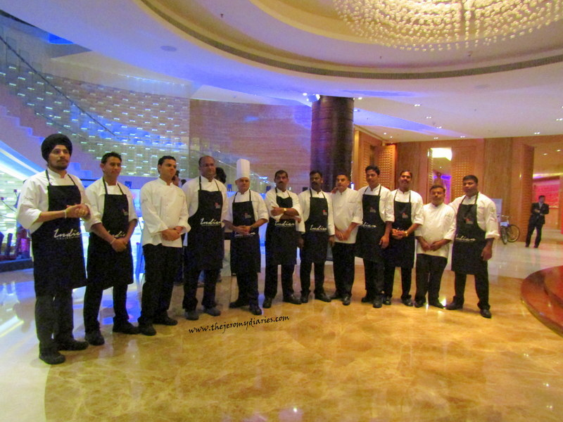 12 marriott  chefs at marioot whitefield bangalore