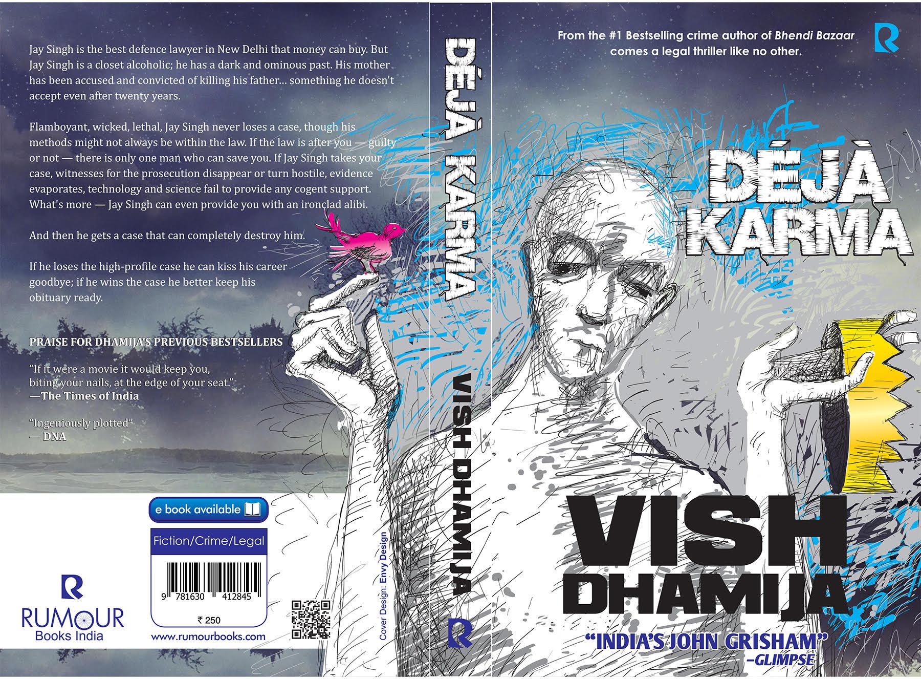 Back Cover Deja Karma