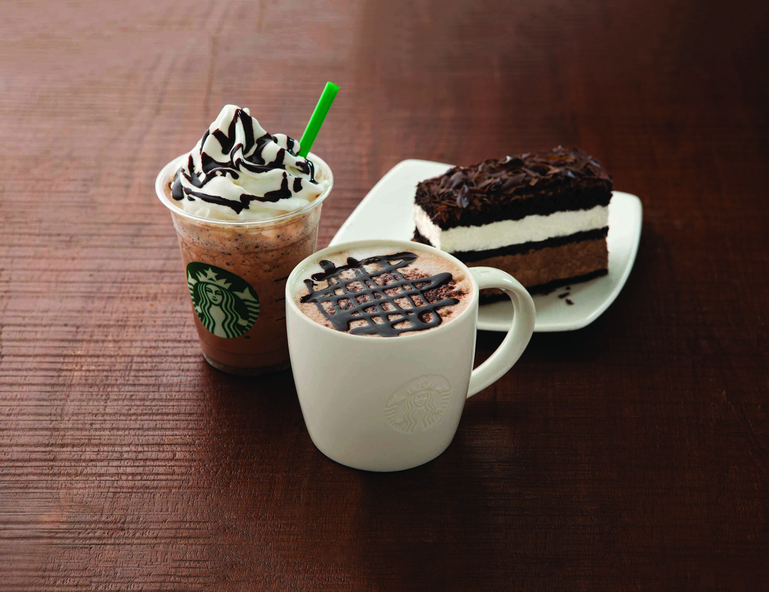 Starbucks Chocolate Indulgence