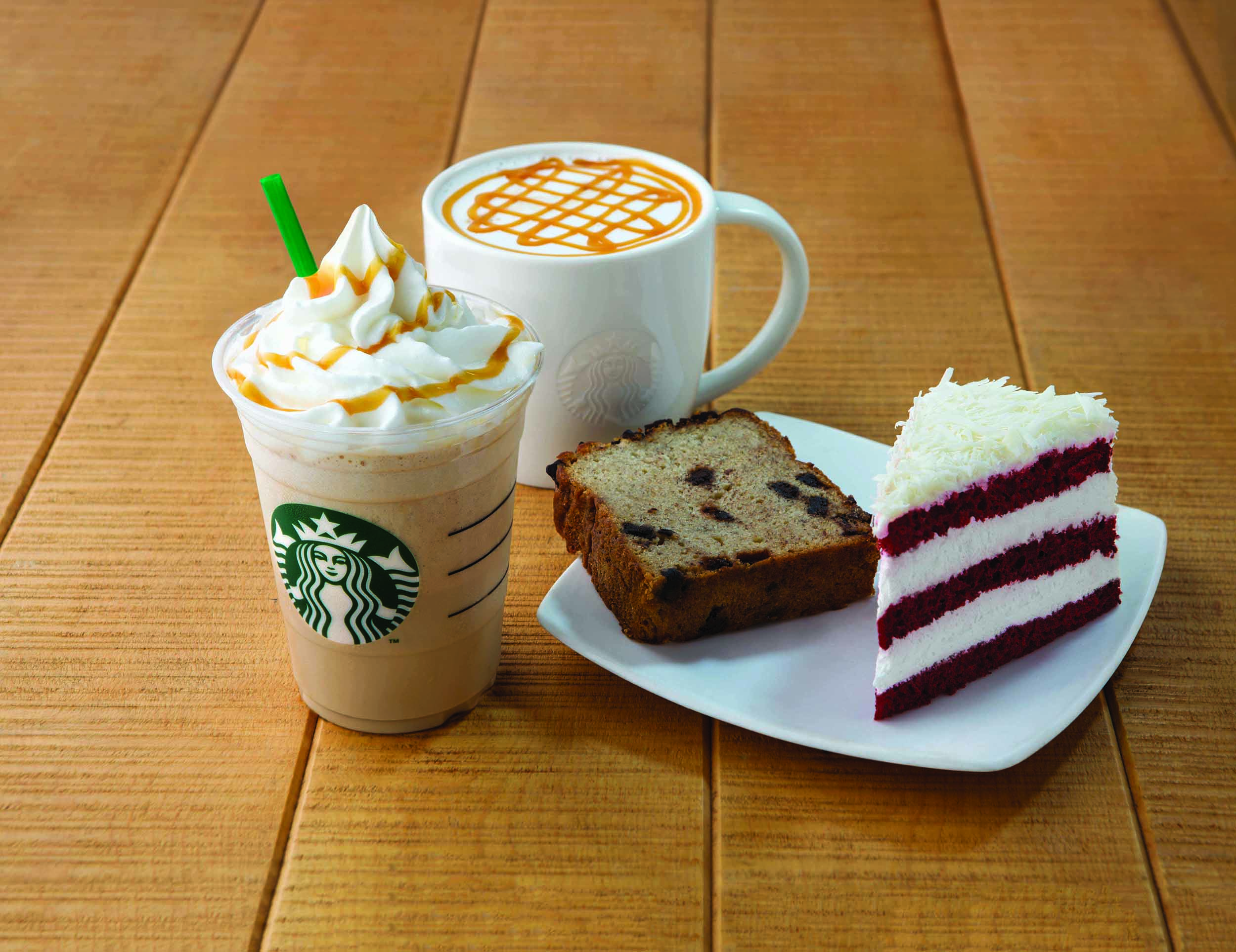 Starbucks All Time Favourites