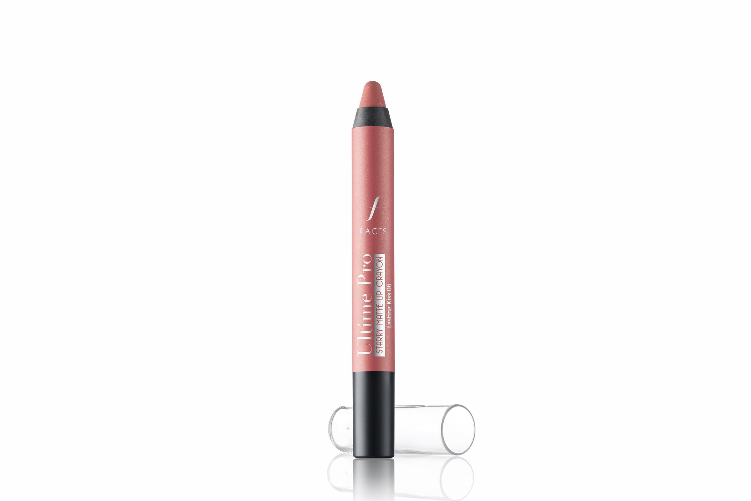 Ultime Pro Lip Crayon_Starry Matt_(Lasting Kiss)