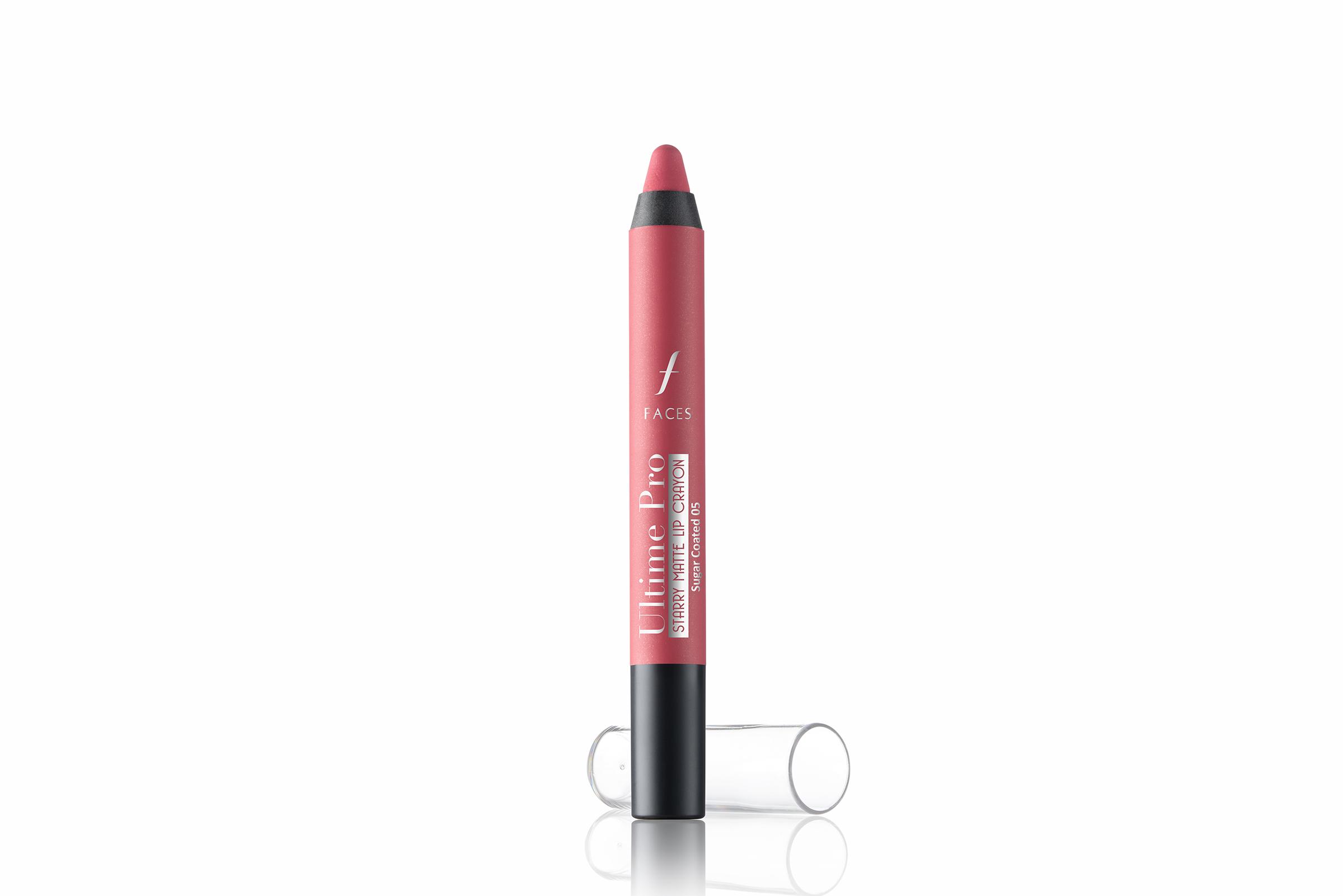 Ultime Pro Lip Crayon_Starry Matt_(Sugar Coated)