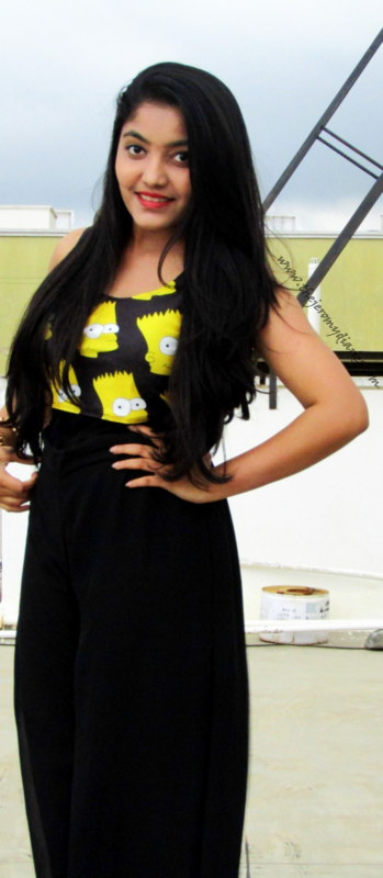 bart simpson crop tops best crop tops available in india