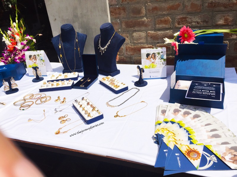 bluestone jewellery at blue book launch bangalore