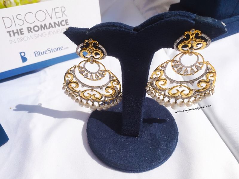 bluestone jewellery chandbali