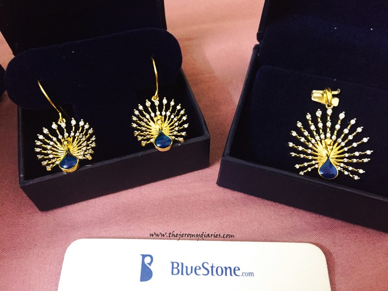 bluestone peacock collection