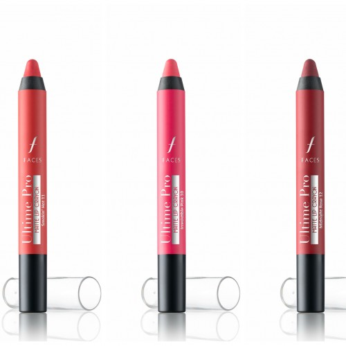 faces cosmetics ultime pro matte lip crayon launch the jeromy diaries