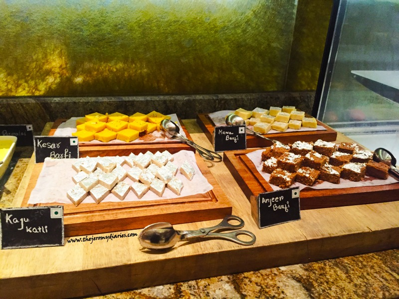 indian sweets at marriott whitefield bengaluru