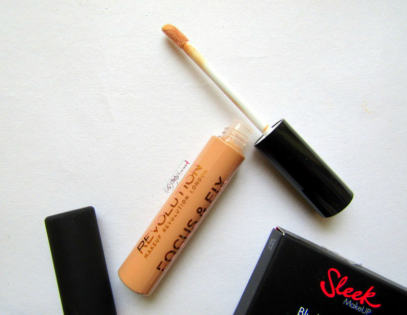 makeup revolution concealer the jeromy diaries
