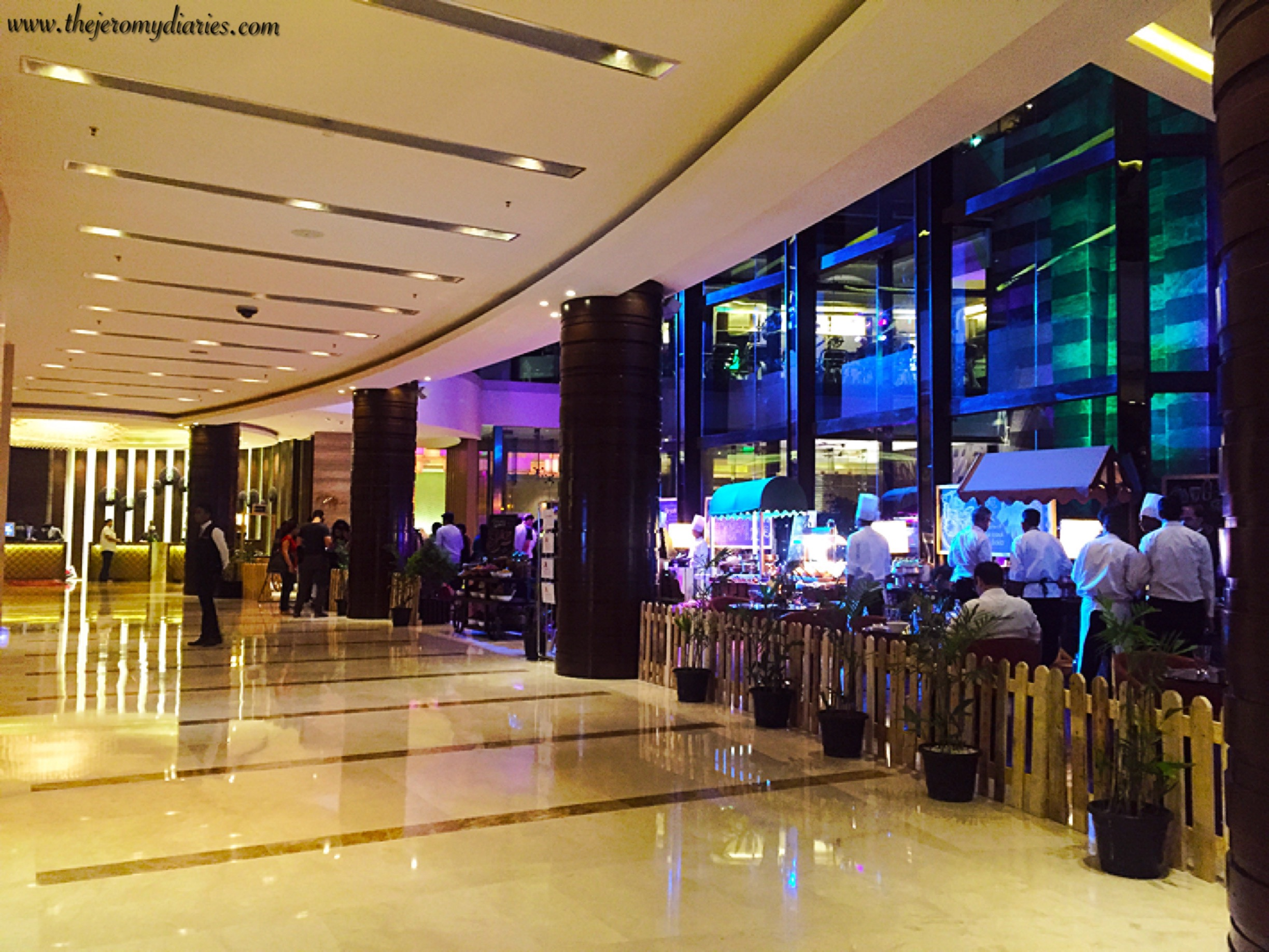 marriott whitefield bengaluru
