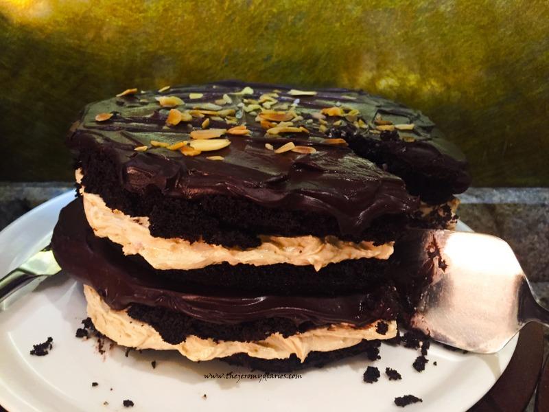 mud and peanut butter cake marriott whitefield bengaluru