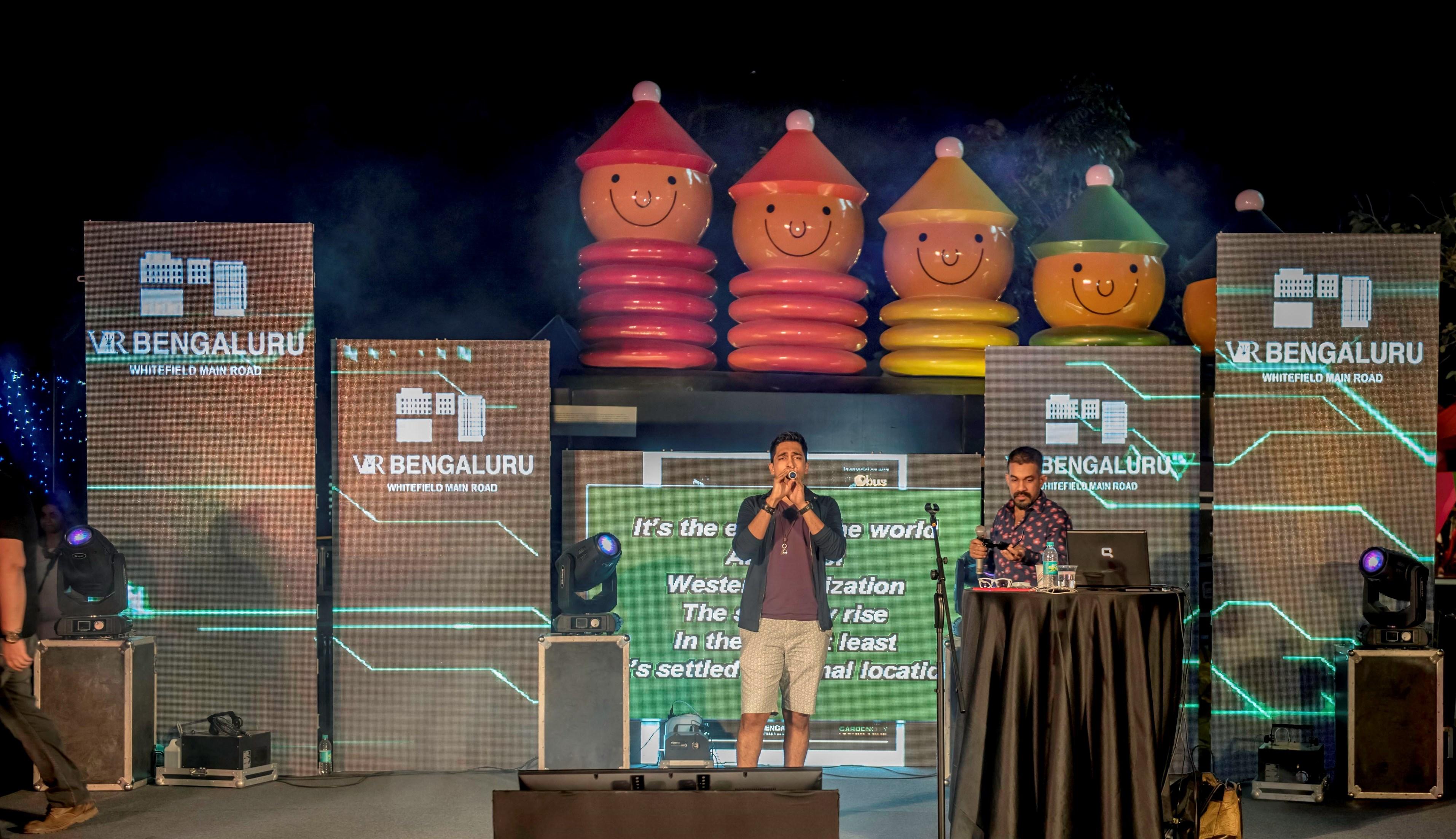 VR Bengaluru - Karaoke 2 the jeromy diaries (3826 x 2206)