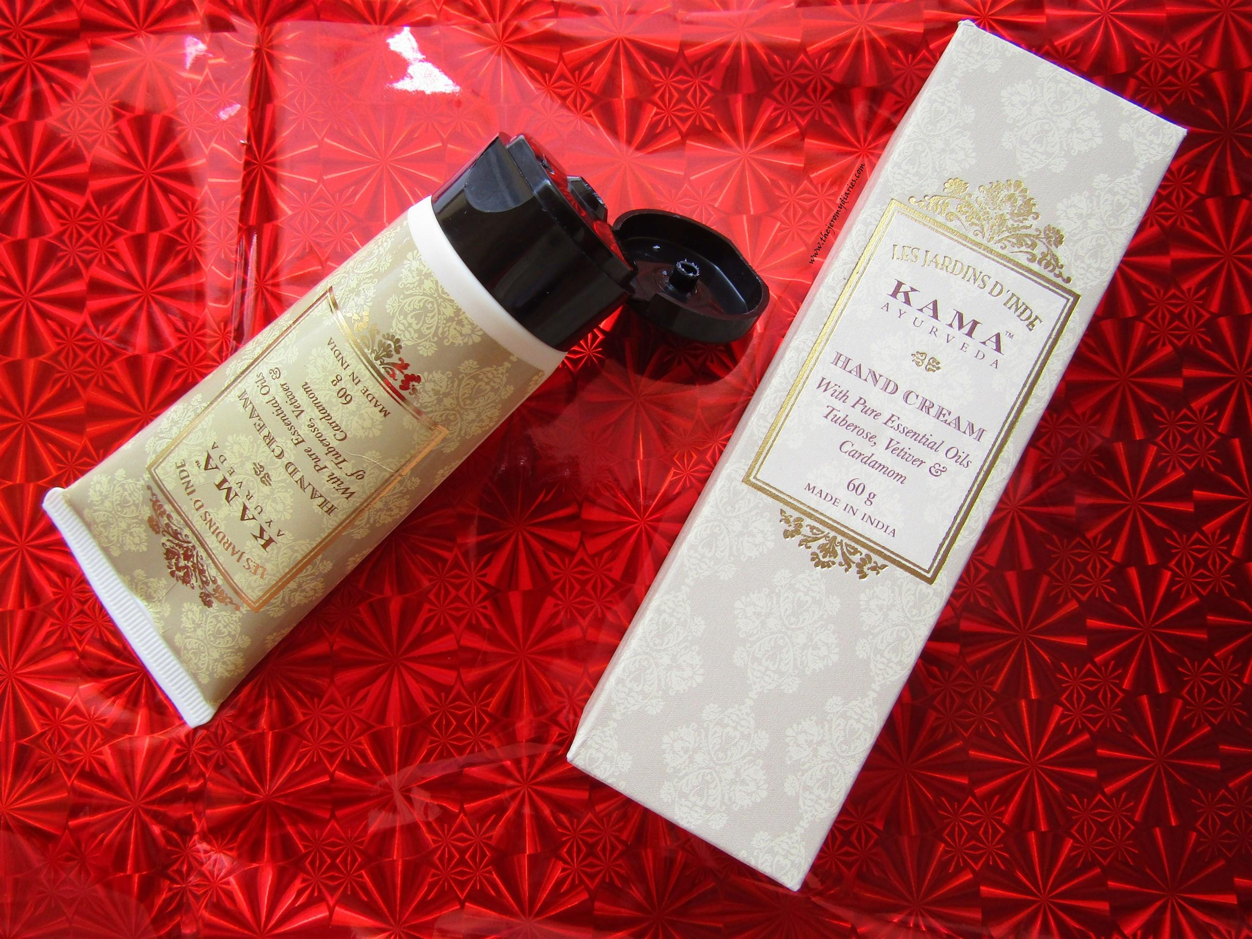best hand creams in india kama ayurveda x the jeromy diaries