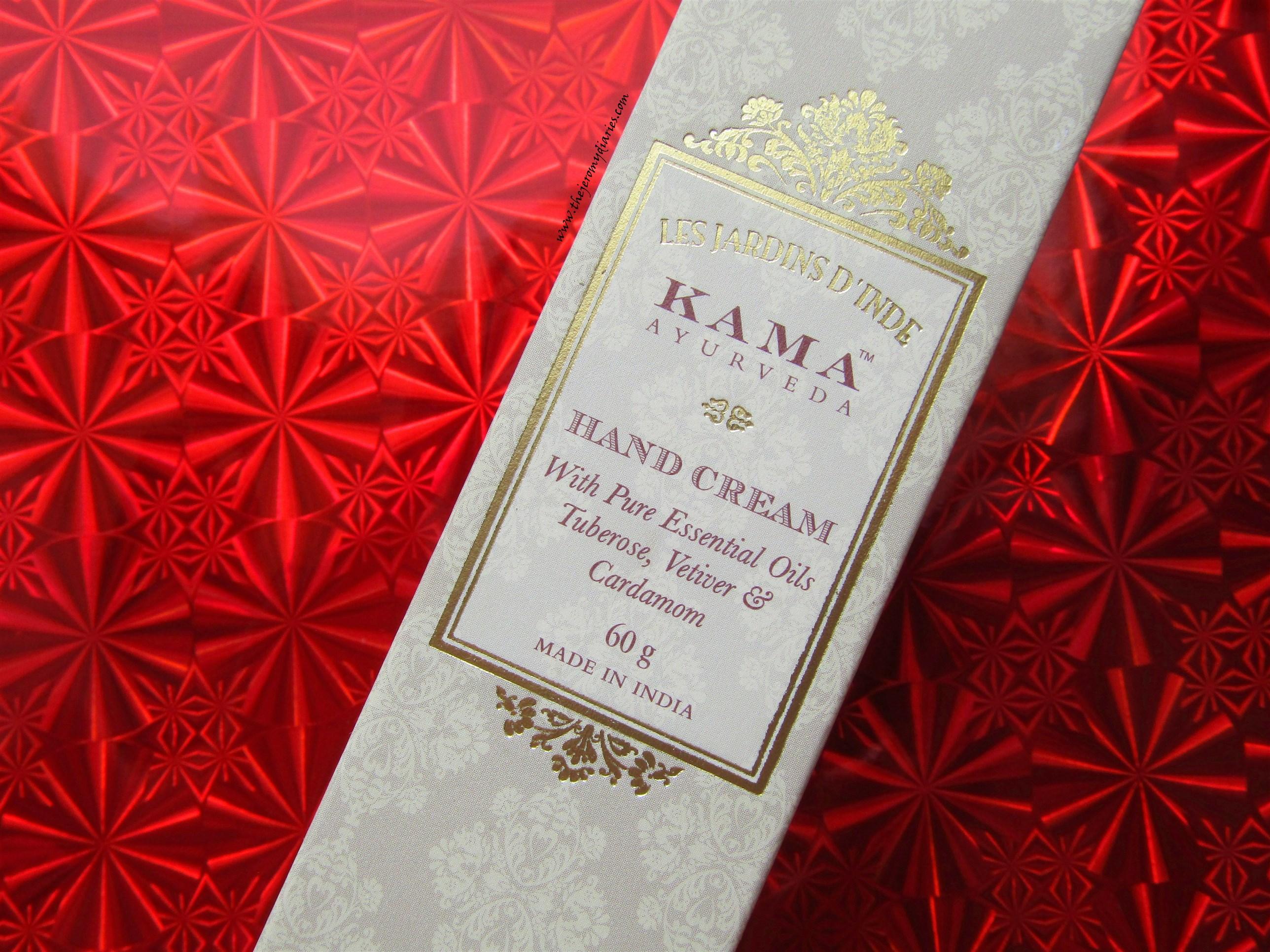 kama ayurveda hand cream review the jeromy diaries