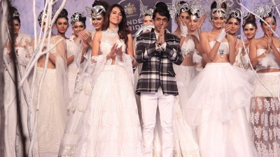 Blender's Pride Bangalore Fashion Week 14th Edition – Day 1