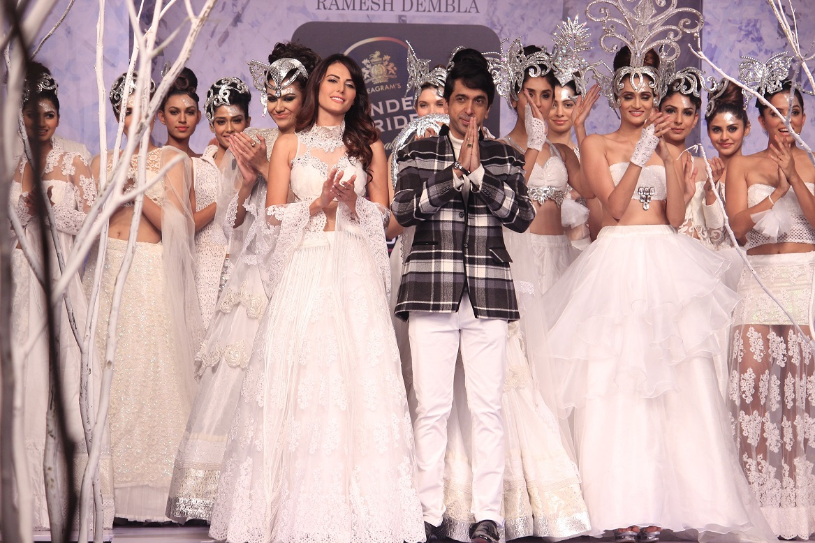BFW Day 1 featuring Ramesh Dembla with Mandana Karimi